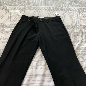 NWT GAP dress pants size 6